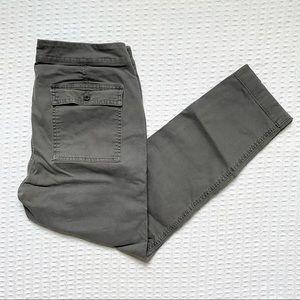 J. Crew slim cargo pant size 8